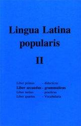 Петрова В.Г. Lingua Latina popularis. Кн. II: Liber secundus — grammaticus