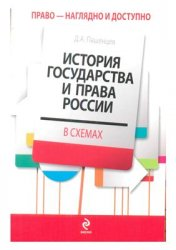 Пашенцев Д.А. История государства и права России в схемах
